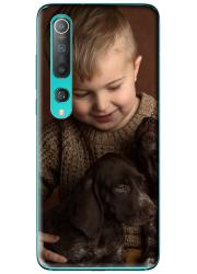 Silicone Xiaomi Mi 10 personnalisée