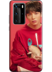 Silicone Huawei P40 personnalisée