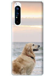 Silicone Sony Xperia 1 II personnalisée