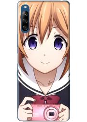 Silicone Sony Xperia L4 personnalisée