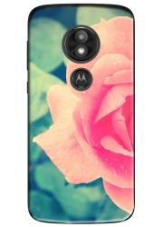 Silicone Motorola E5 play personnalisée