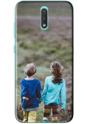Silicone Nokia 2.3 personnalisée