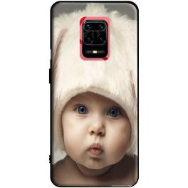 Silicone Xiaomi Redmi Note 9S personnalisée