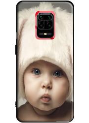 Silicone Xiaomi Redmi Note 9 personnalisée