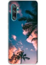 Silicone Xiaomi Mi Note 10 Pro personnalisée