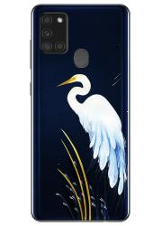 Silicone Samsung  A21s personnalisée