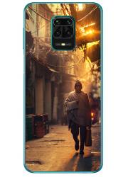 Silicone Xiaomi Redmi Note 9 Pro personnalisée