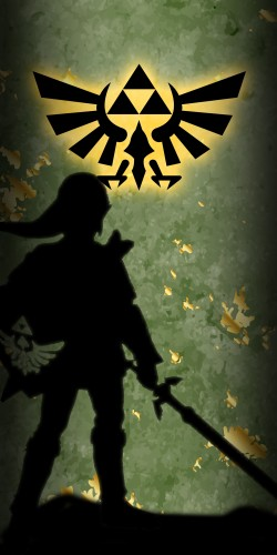 Coque Zelda emblème