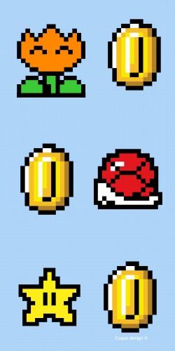 Coque Mario