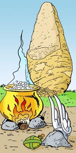 Coque Asterix