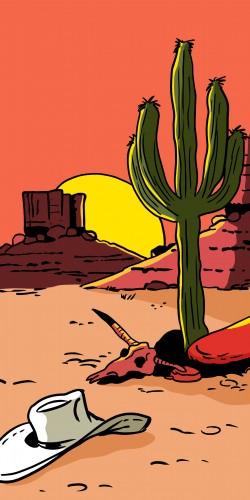 Coque Western