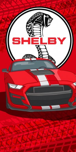 Coque Mustang Shelby