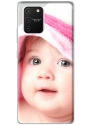 Silicone Samsung Galaxy S10 Lite personnalisée