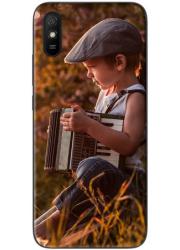 Silicone Xiaomi Redmi 9A personnalisée