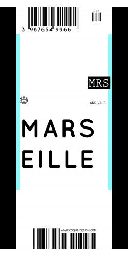 Coque Marseille voyage
