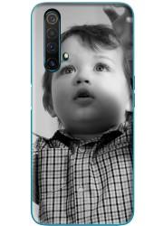 Silicone Realme X50 5g personnalisée