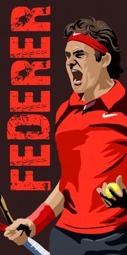 Coque Federer