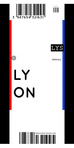 Coque Lyon voyage