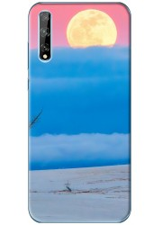 Silicone Huawei P Smart S 2020 personnalisée