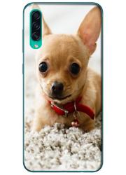 Silicone Samsung Galaxy A30S personnalisée