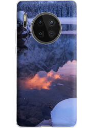 Silicone Huawei Mate 40 Pro personnalisée