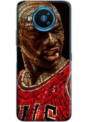 Silicone Nokia 8.3 personnalisée