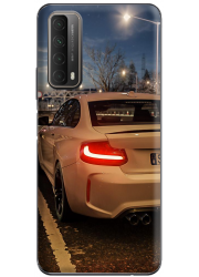 Silicone Huawei P Smart 2021 personnalisée