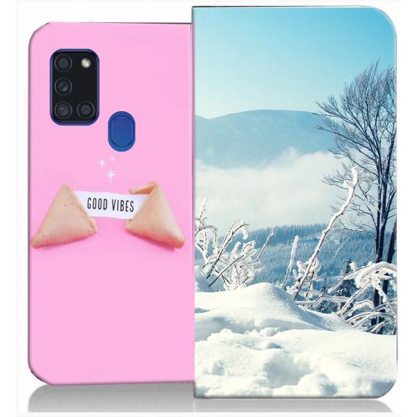 Etui Samsung Galaxy A21S personnalisé