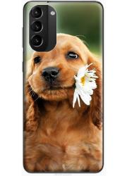 Silicone Samsung Galaxy S21 Plus personnalisée