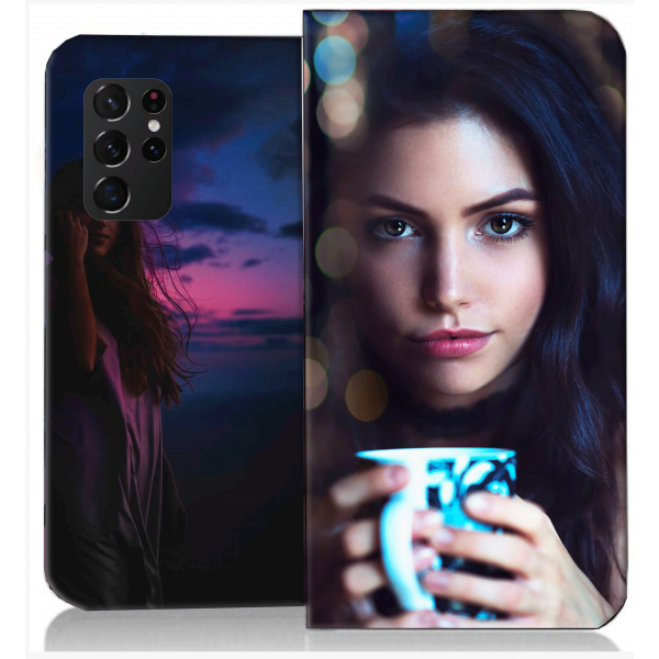 Etui Samsung Galaxy S21 Ultra personnalisé