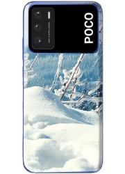 Silicone Xiaomi Poco M3 pro 5G personnalisée