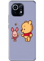 Silicone Xiaomi Mi 11 personnalisée