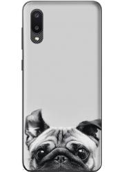Silicone Samsung A02 personnalisée