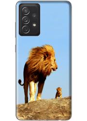 Silicone Samsung A72 4G personnalisée