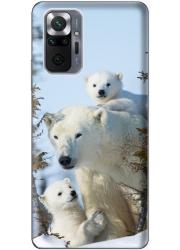 Silicone Xiaomi Redmi Note 10 pro personnalisée