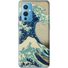 Silicone OnePlus 9 personnalisée