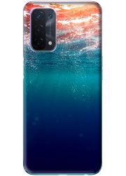 Silicone Oppo A54 5G personnalisée