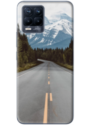 Silicone Realme 8 Pro personnalisée