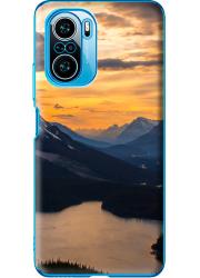 Silicone Xiaomi Poco F3  personnalisée