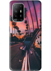 Silicone Oppo A94 5G personnalisée