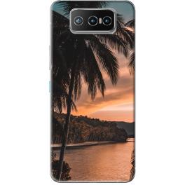 Silicone Asus Zenfone 8 Flip personnalisée