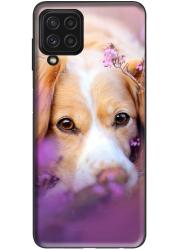 Silicone Samsung Galaxy A22 4G personnalisée