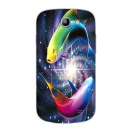 Silicone personnalisée Samsng Galaxy Express I8730