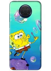 Silicone Nokia G20 personnalisée