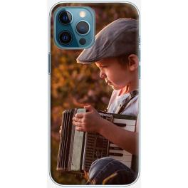 Silicone iPhone 13 Mini personnalisée