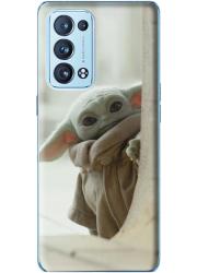Silicone Oppo Reno 6 5G personnalisée