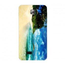 Silicone personnalisée LG Optimus F5