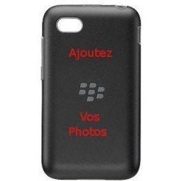 Silicone personnalisée Blackberry Q5