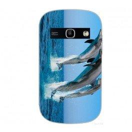 Housse personnalisée Samsung Galaxy Fame S6810