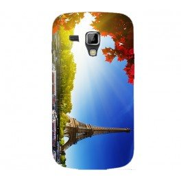 Silicone personnalisée Samsung Galaxy S Duos S 7562